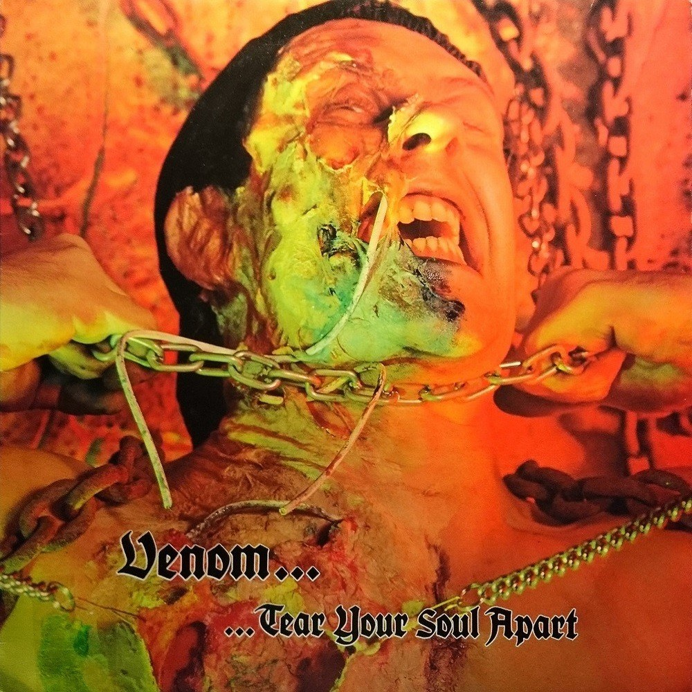 Reviews for Venom - Tear Your Soul Apart
