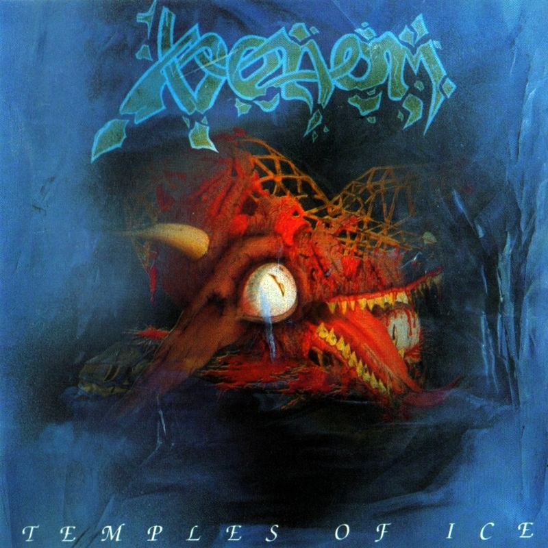 Review for Venom - Temples of Ice