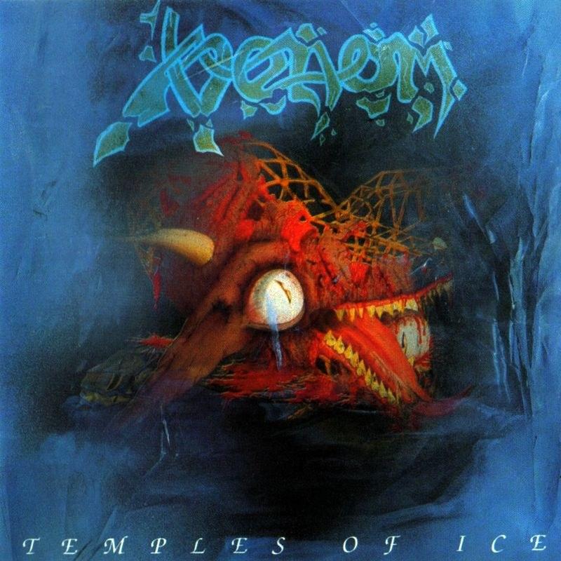 Venom - Temples of Ice