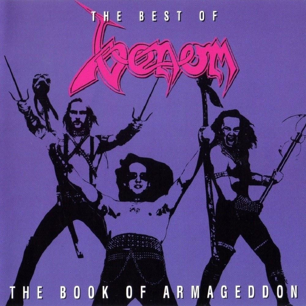 Reviews for Venom - The Book of Armageddon
