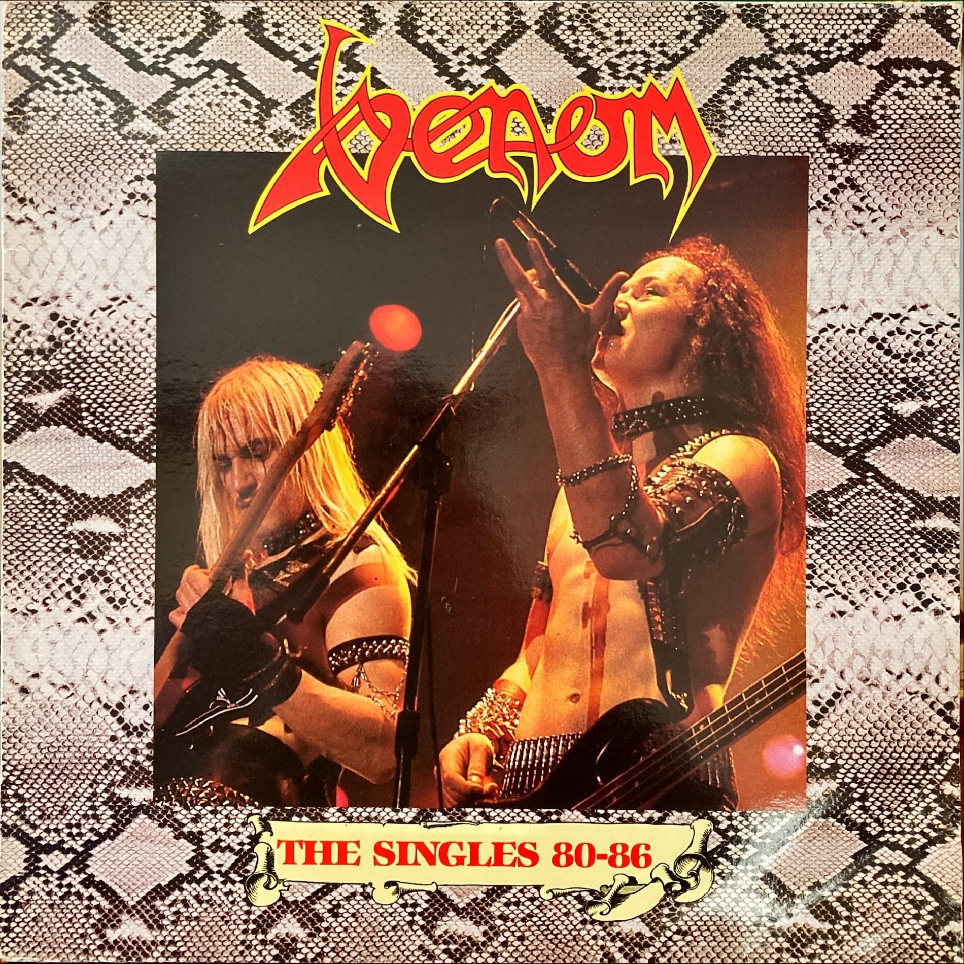 Reviews for Venom - The Singles 80-86