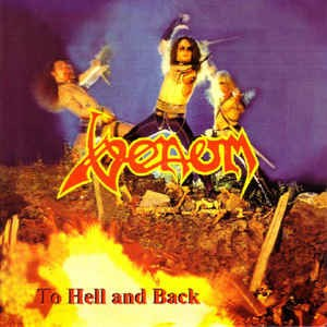Venom - To Hell and Back