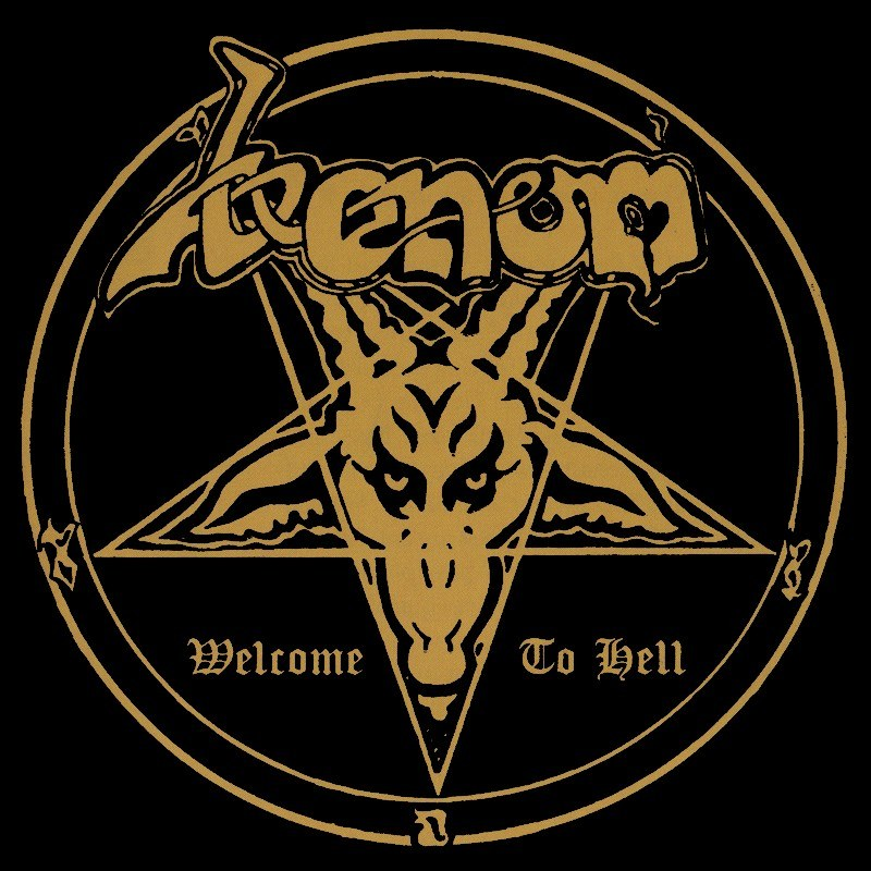 Review for Venom - Welcome to Hell