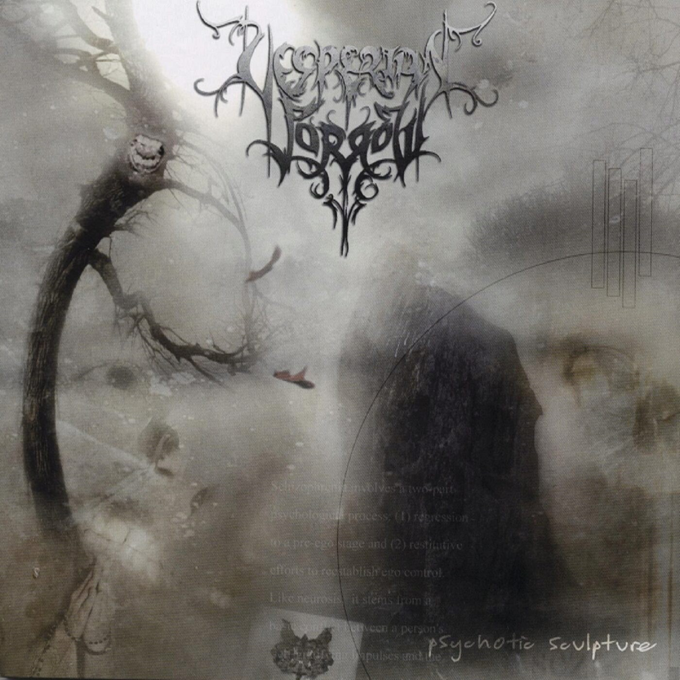 Review for Vesperian Sorrow - Psychotic Sculpture
