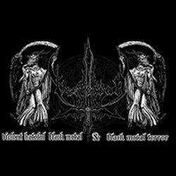 Vesterian - Violent Hateful Black Metal & Black Metal Terror