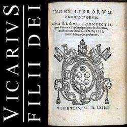 Reviews for Vicarivs Filii Dei - Index Librorum Prohibitorum