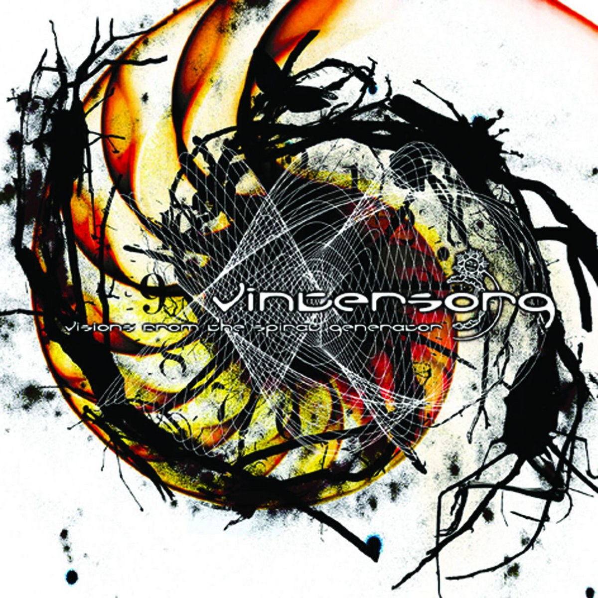 Review for Vintersorg - Visions from the Spiral Generator