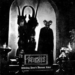Vleddermos - Witching Hour's Demonic Rites
