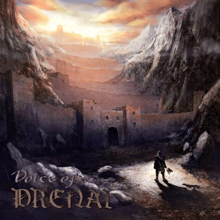 Voice of Drenai - Legend