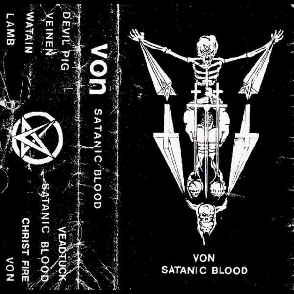 Reviews for VON - Satanic Blood (Demo)