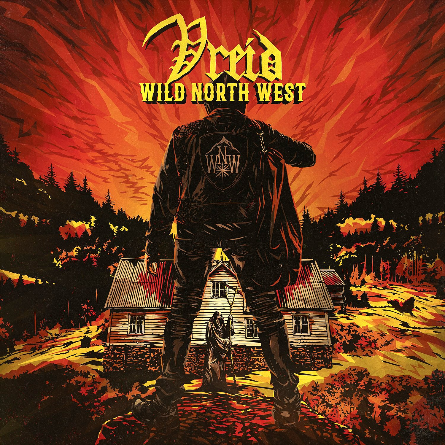 Review for Vreid - Wild North West