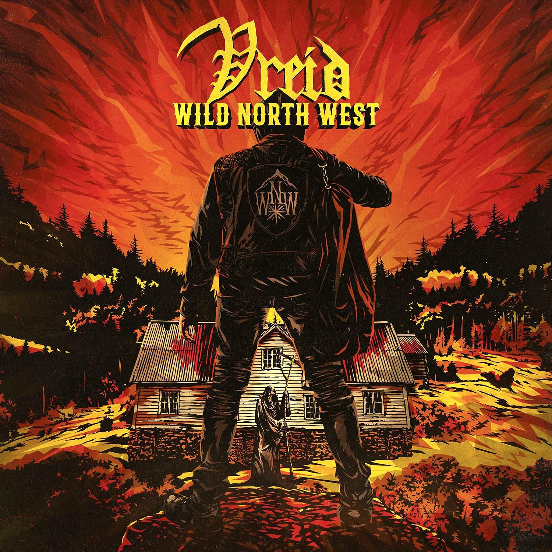 Vreid - Wild North West
