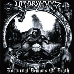 Vrykolakas - Nocturnal Demons of Death