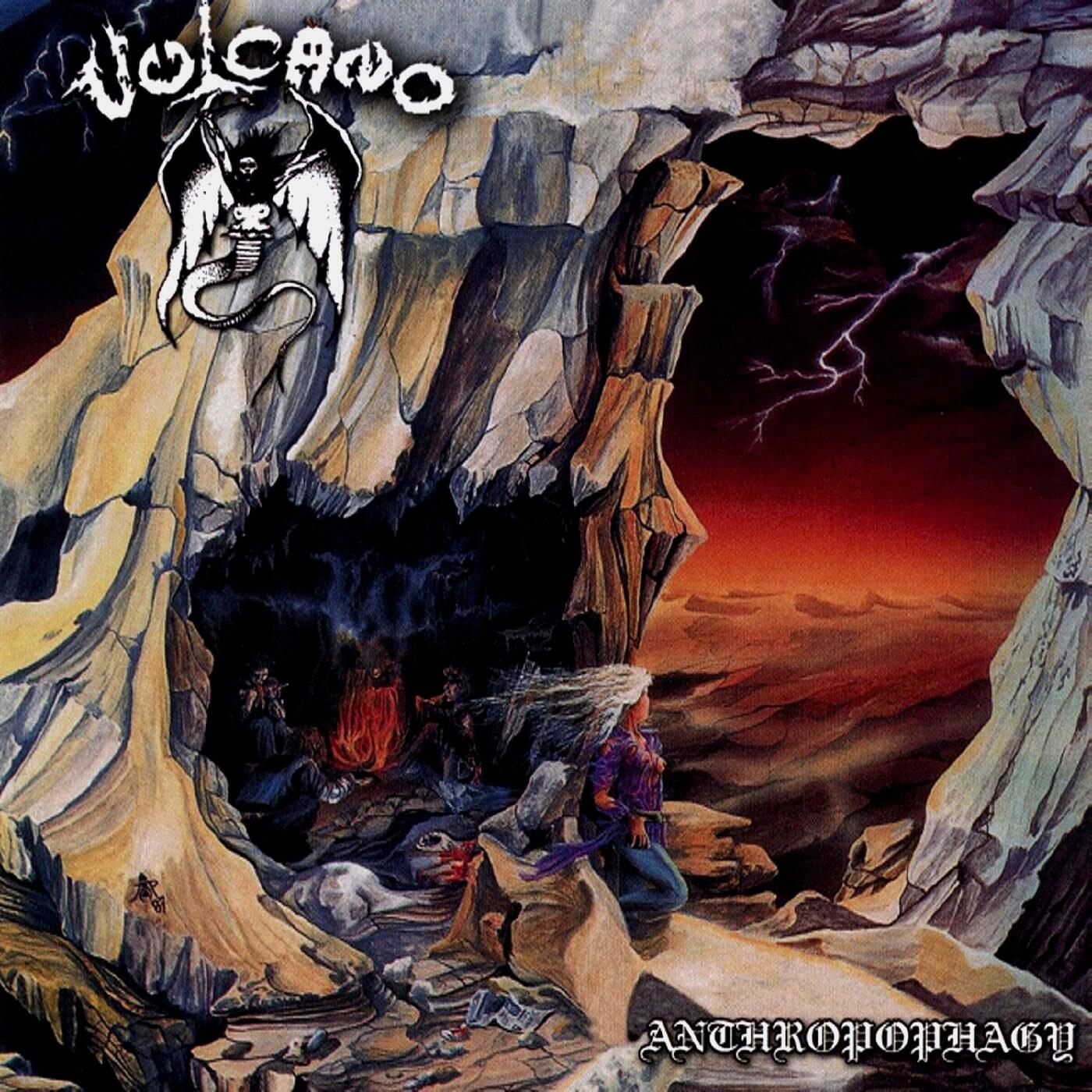 Reviews for Vulcano - Anthropophagy