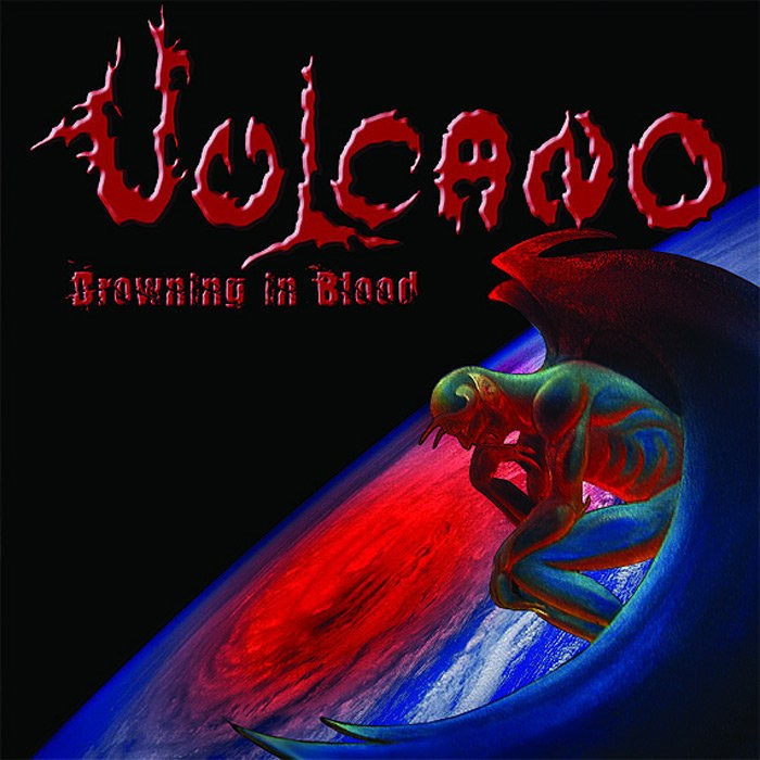 Review for Vulcano - Drowning in Blood