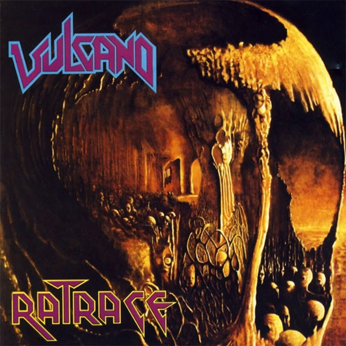 Review for Vulcano - Ratrace