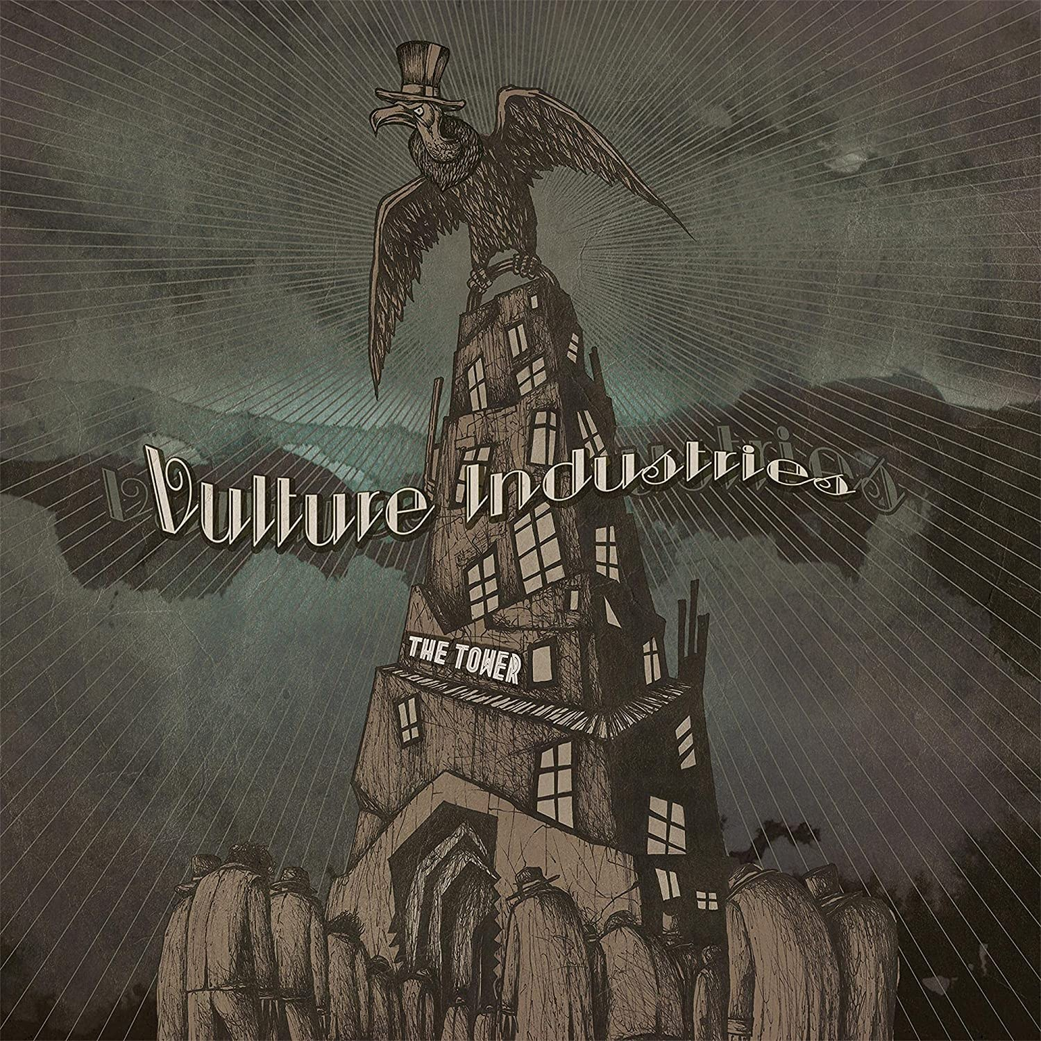 Review for Vulture Industries - The Tower