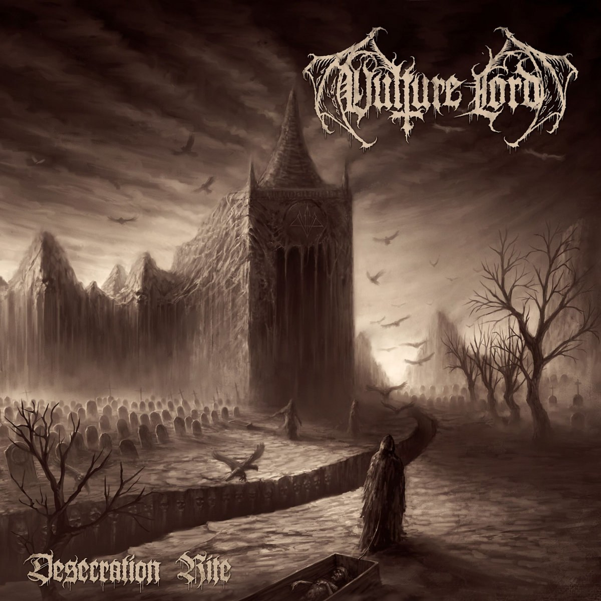 Vulture Lord - Desecration Rite