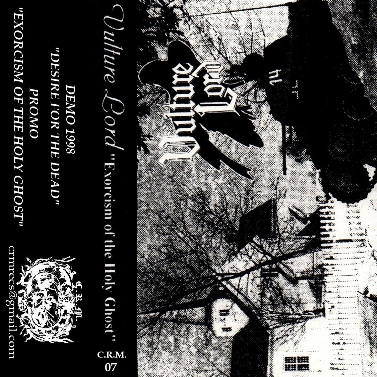 Reviews for Vulture Lord - Exorcism of the Holy Ghost