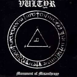 Vultyr - Monument of Misanthropy