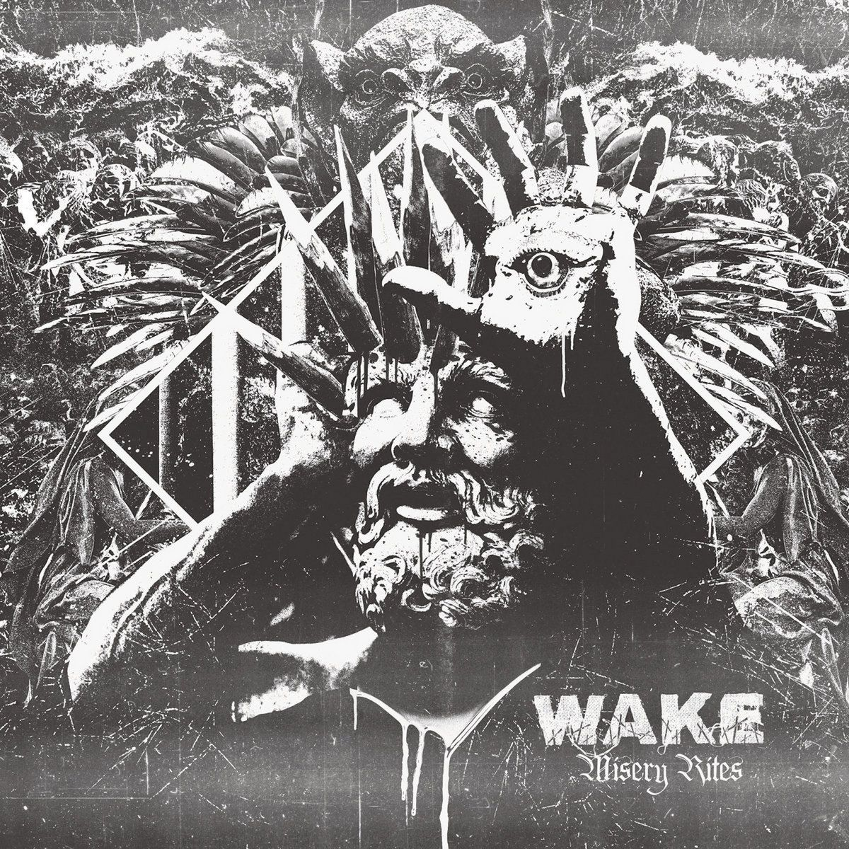 Reviews for Wake (CAN) - Misery Rites