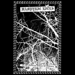 Wampyric Rites - ...in the Desolate Forest of Eternity
