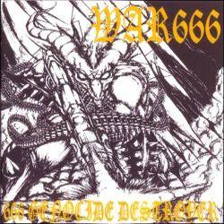 War 666 - 666 Genocide Destroyer