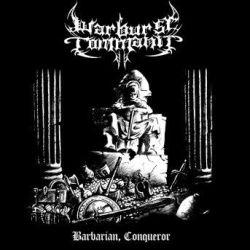 Warburst Command - Barbarian, Conqueror