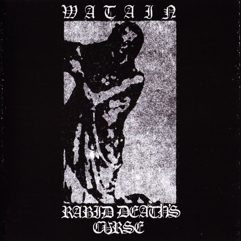 Review for Watain - Rabid Death's Curse