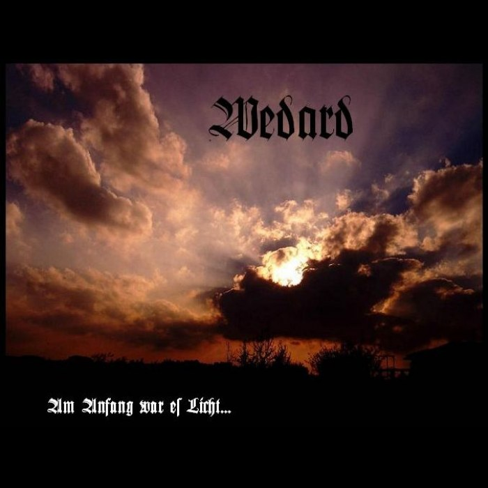 Review for Wedard - Am Anfang war es Licht...