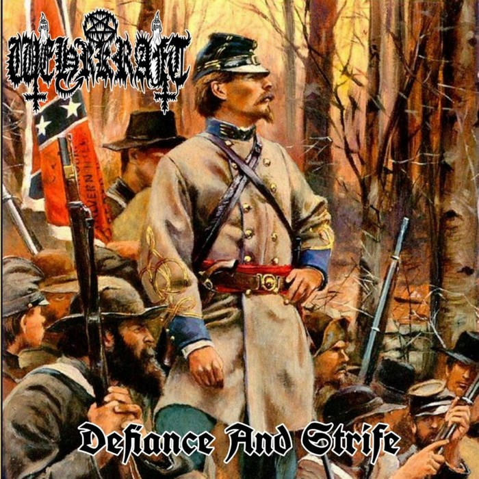 Wehrkraft - Defiance and Strife