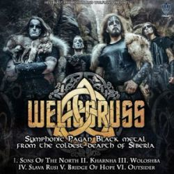 Welicoruss - The Best of Welicoruss (Symphonic Black Metal from the Coldest Depths of Siberia)