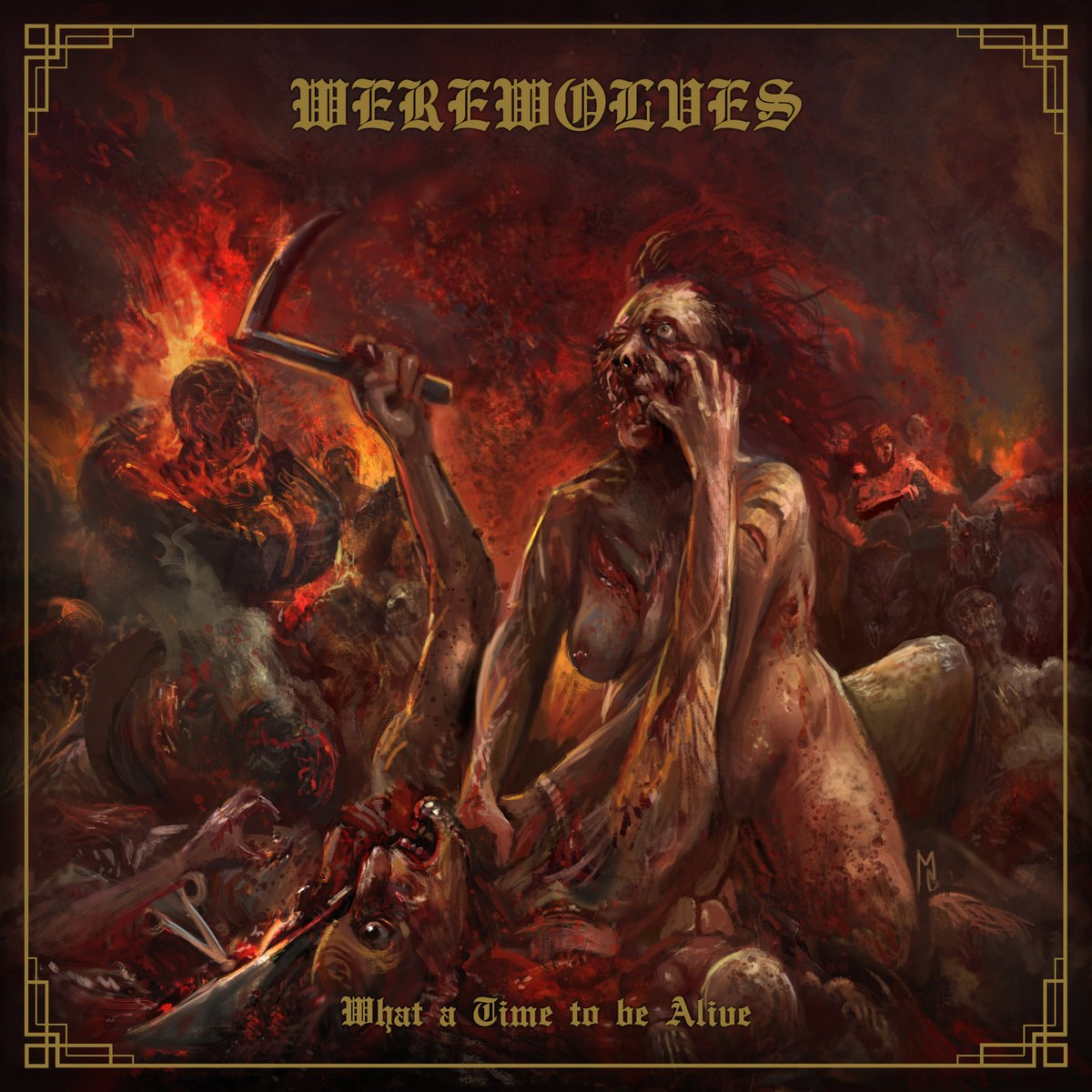 Reviews for Werewolves - What a Time to be Alive