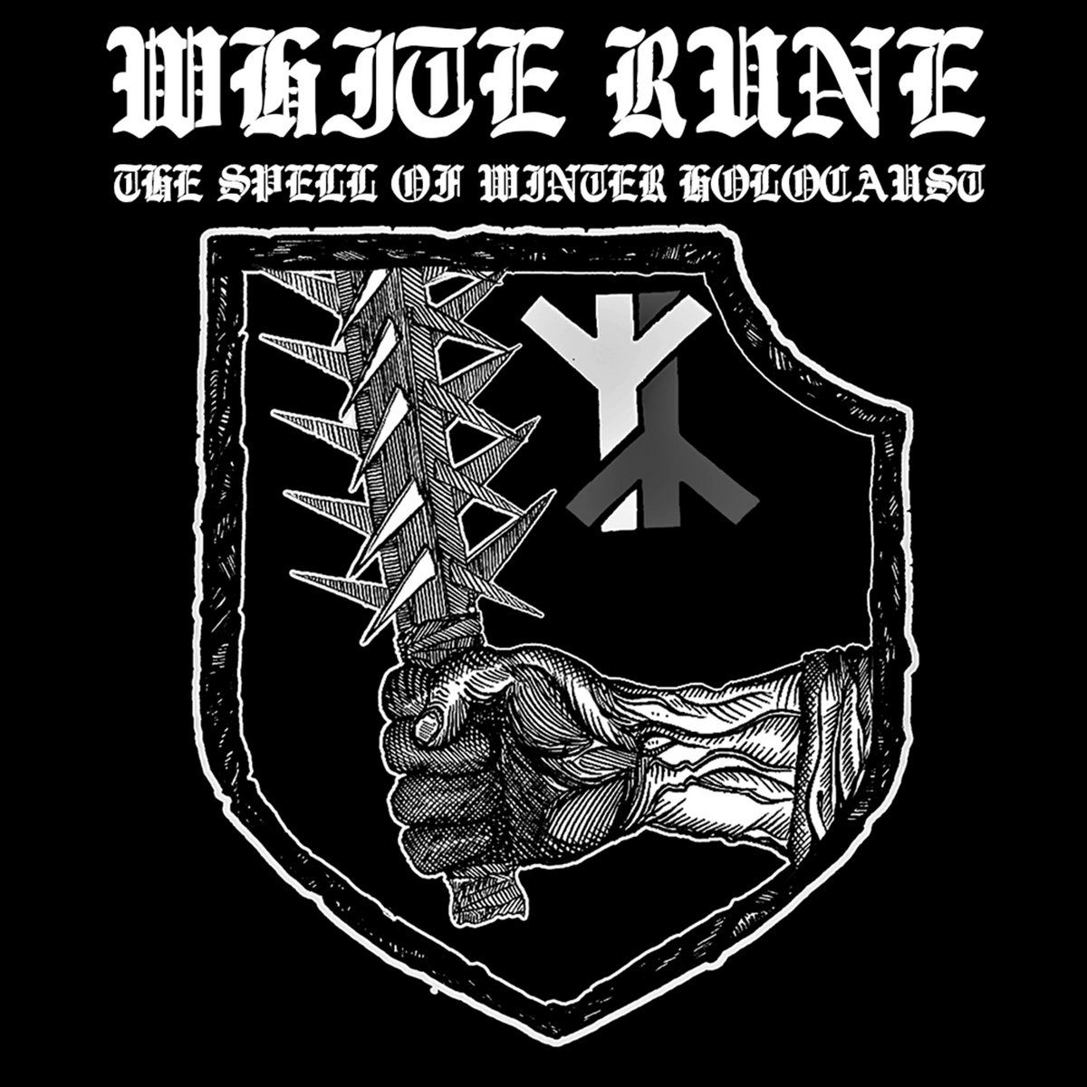 White Rune - The Spell of Winter Holocaust