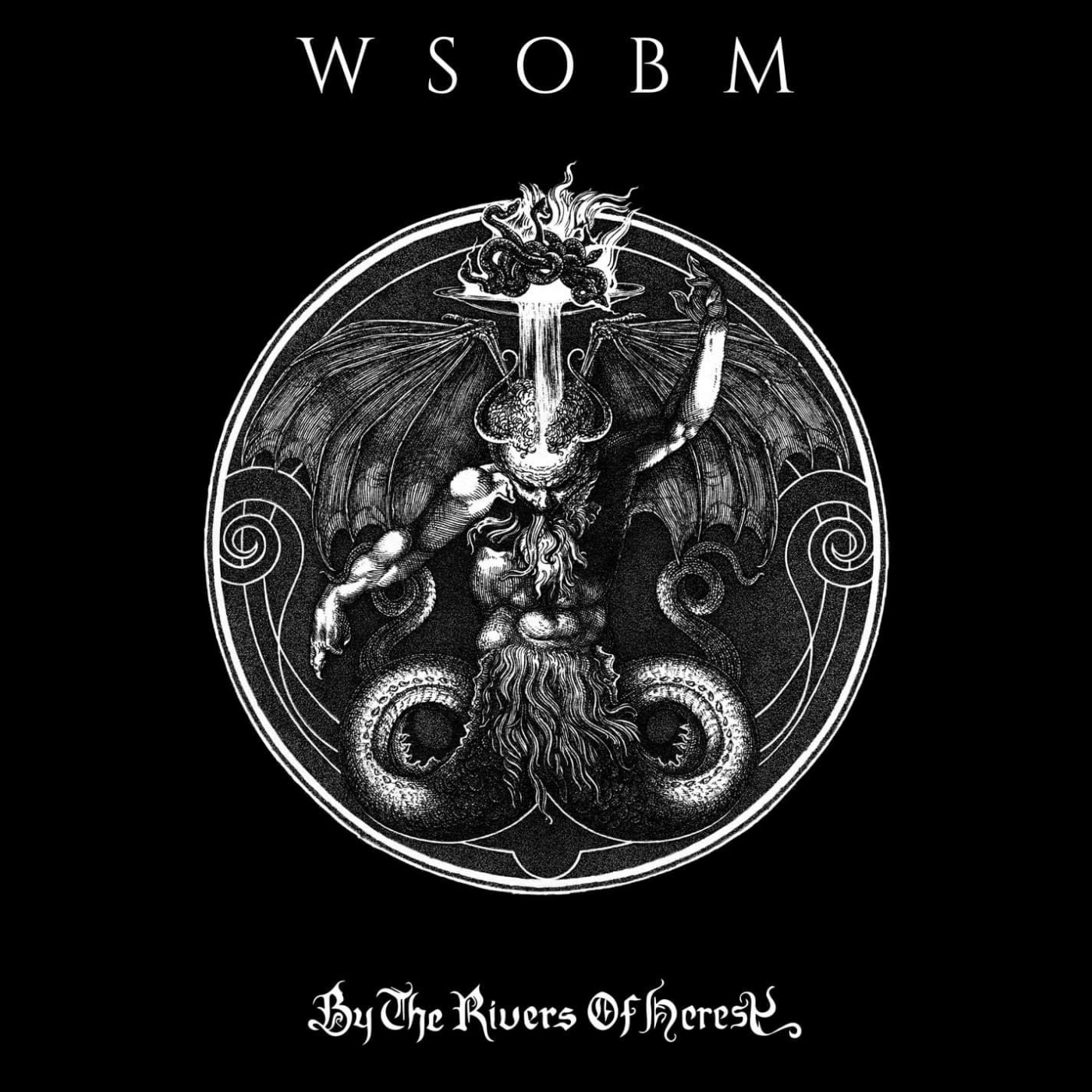 White Snake of Blackened Maze - By the Rivers of Heresy