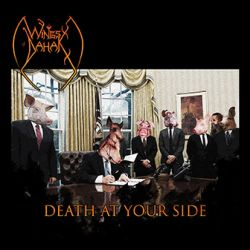 Wings of Dahak - Death at Your Side