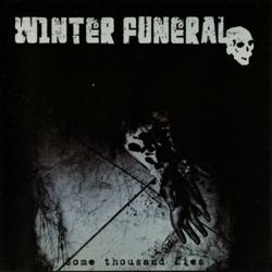 Winter Funeral - Some Thousand Lies