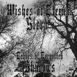 Wishes of Eternal Sleep - Echoes of Forgotten Shadows