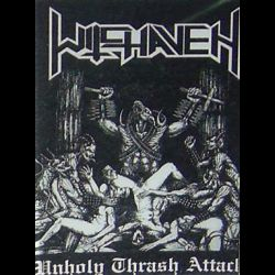 Review for Witchaven - Unholy Thrash Attack