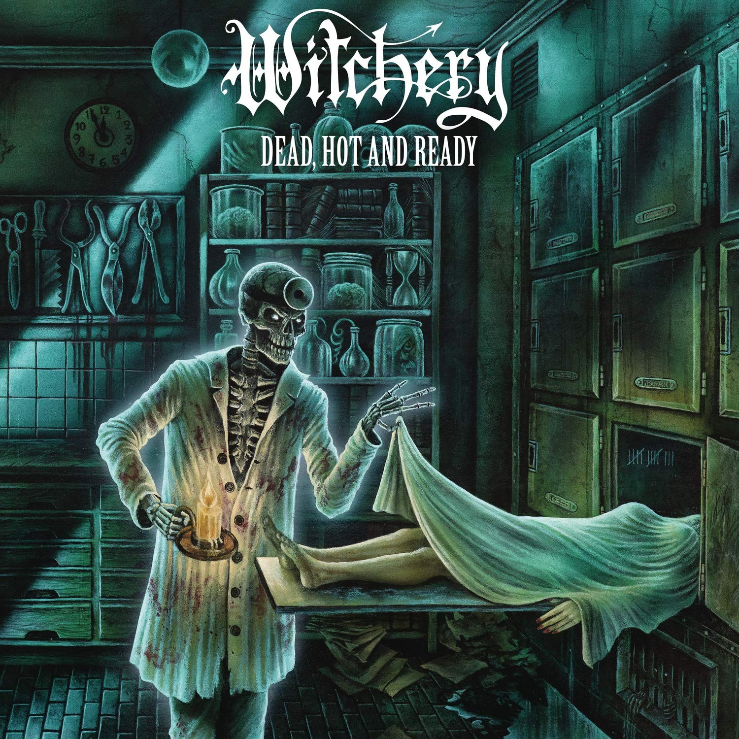 Review for Witchery - Dead, Hot and Ready