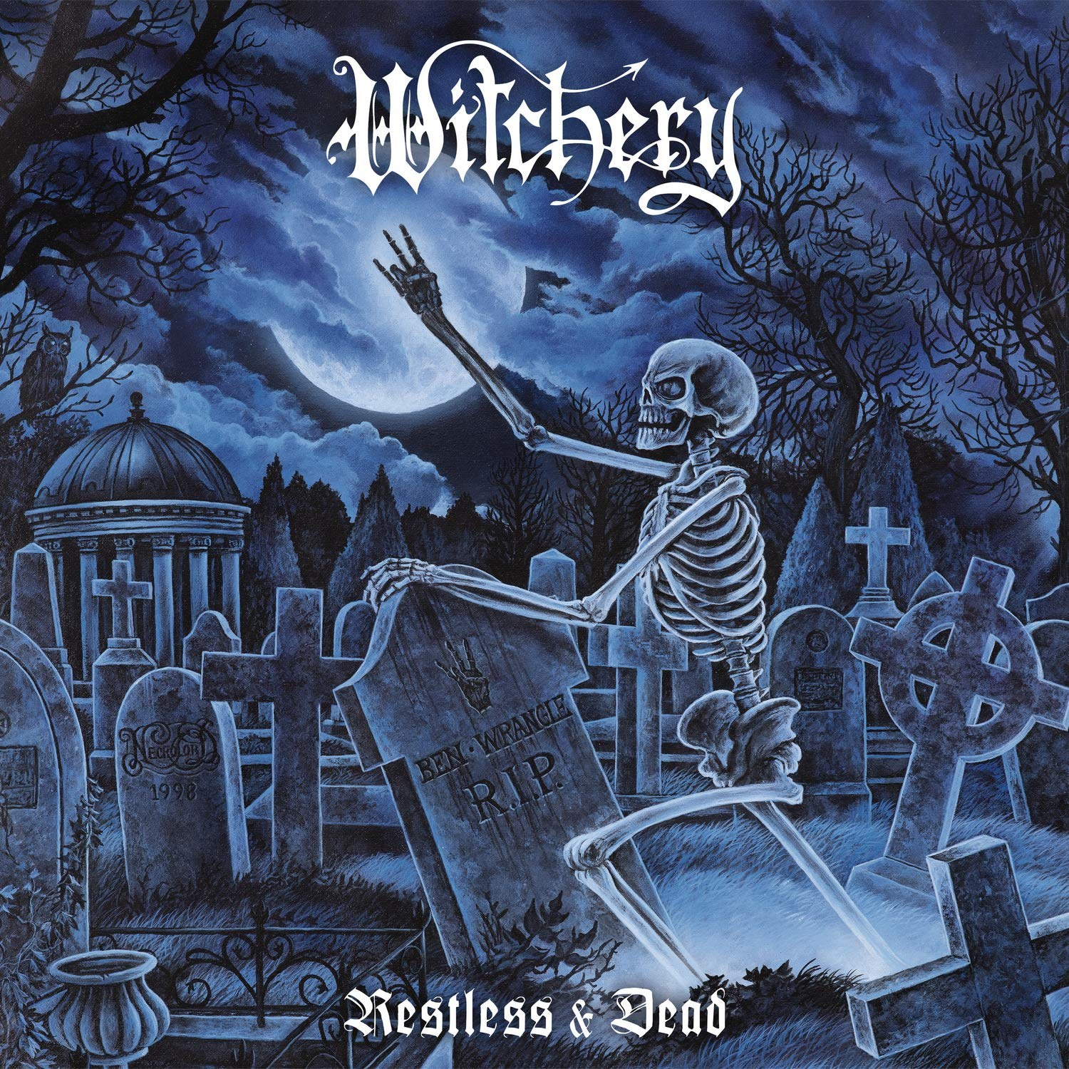 Review for Witchery - Restless & Dead