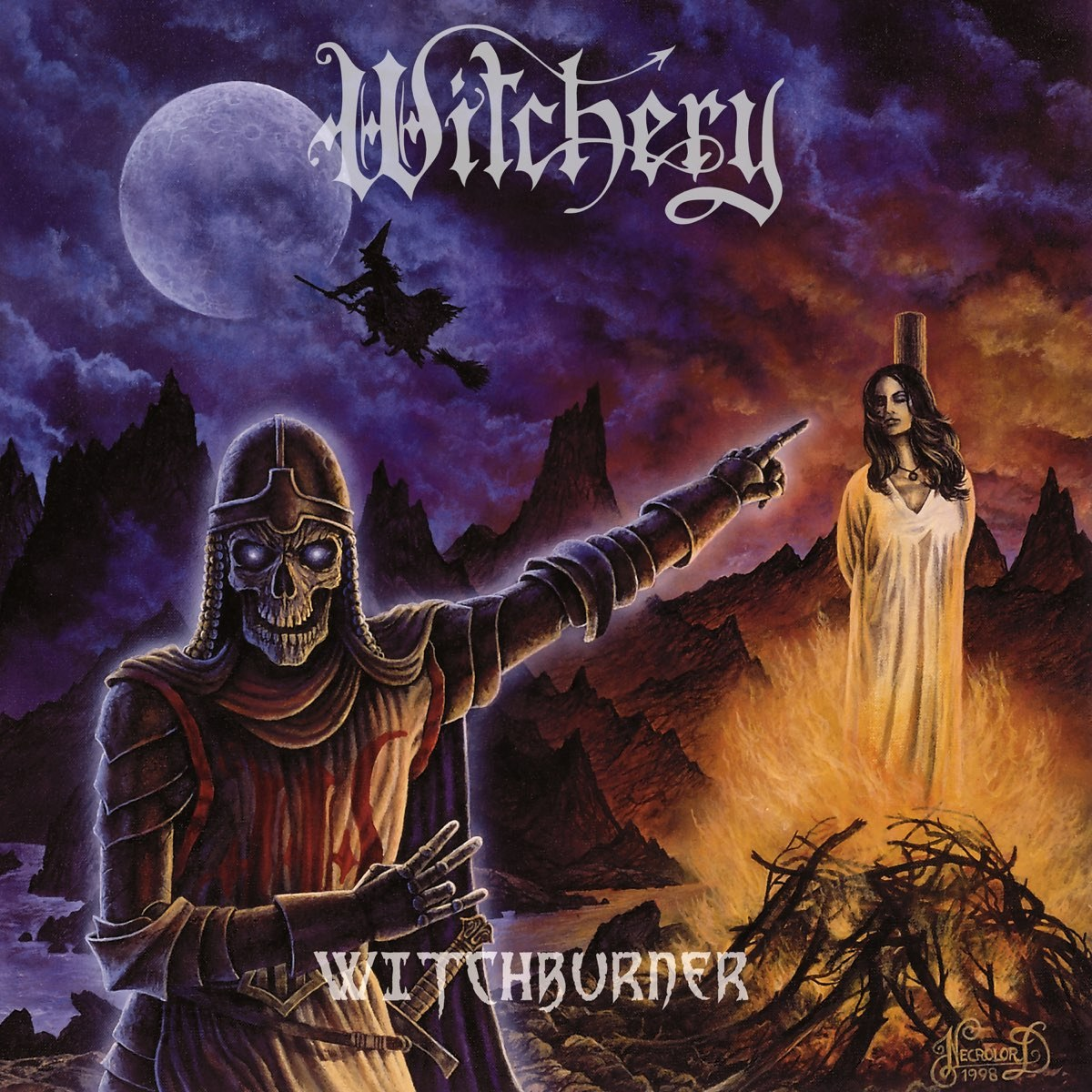 Review for Witchery - Witchburner