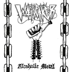 Witchfukker - Alcoholic Metal