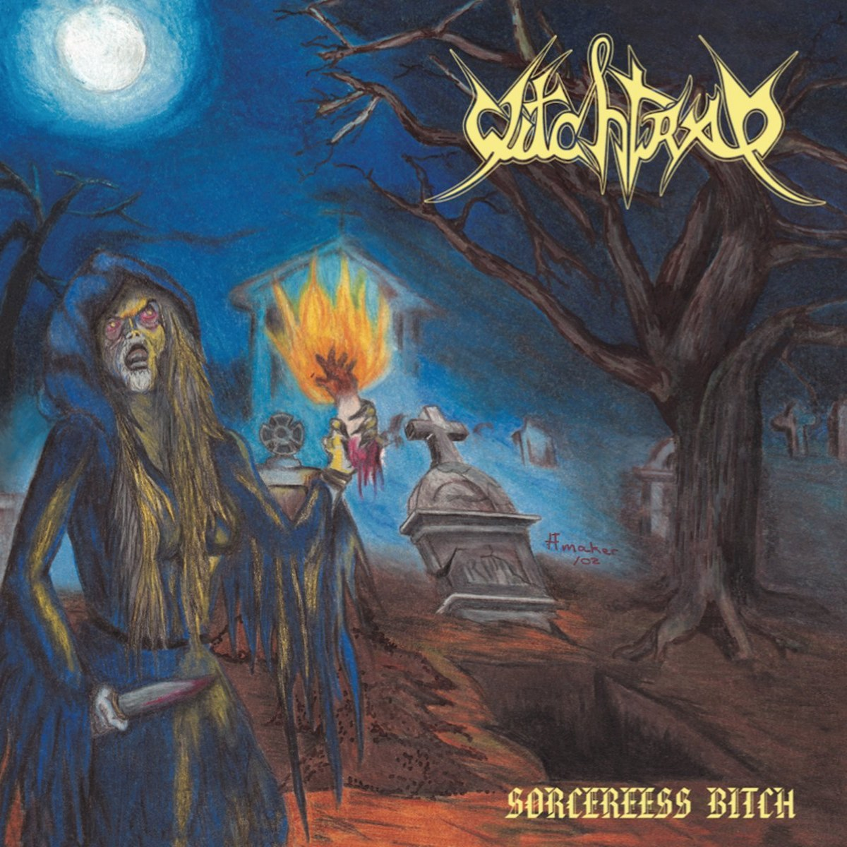 Review for Witchtrap (COL) - Sorceress Bitch