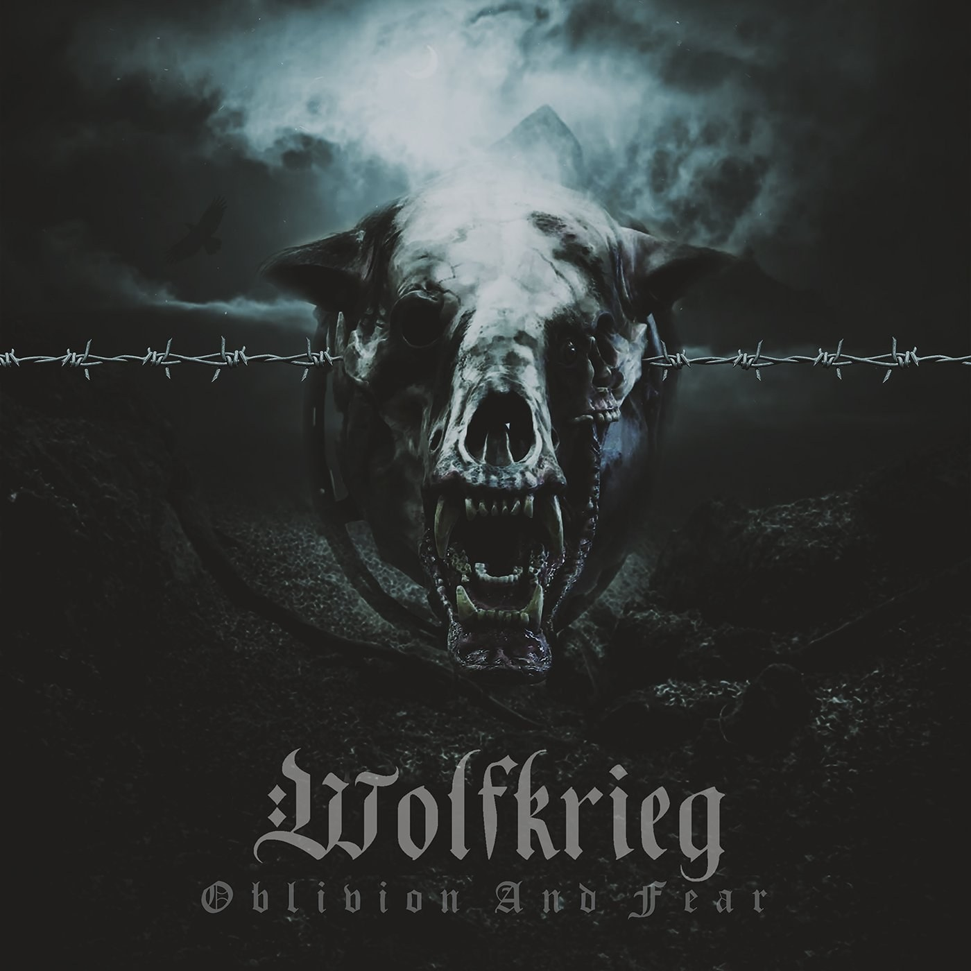 Wolfkrieg - Oblivion and Fear