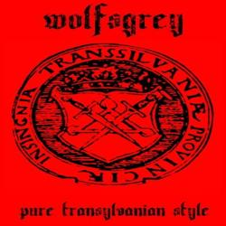 Reviews for Wolfsgrey - Pure Transylvanian Style