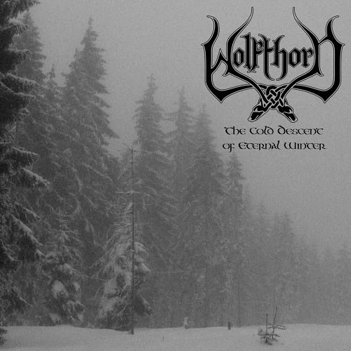 Wolfthorn (GBR) - The Cold Descent of Eternal Winter