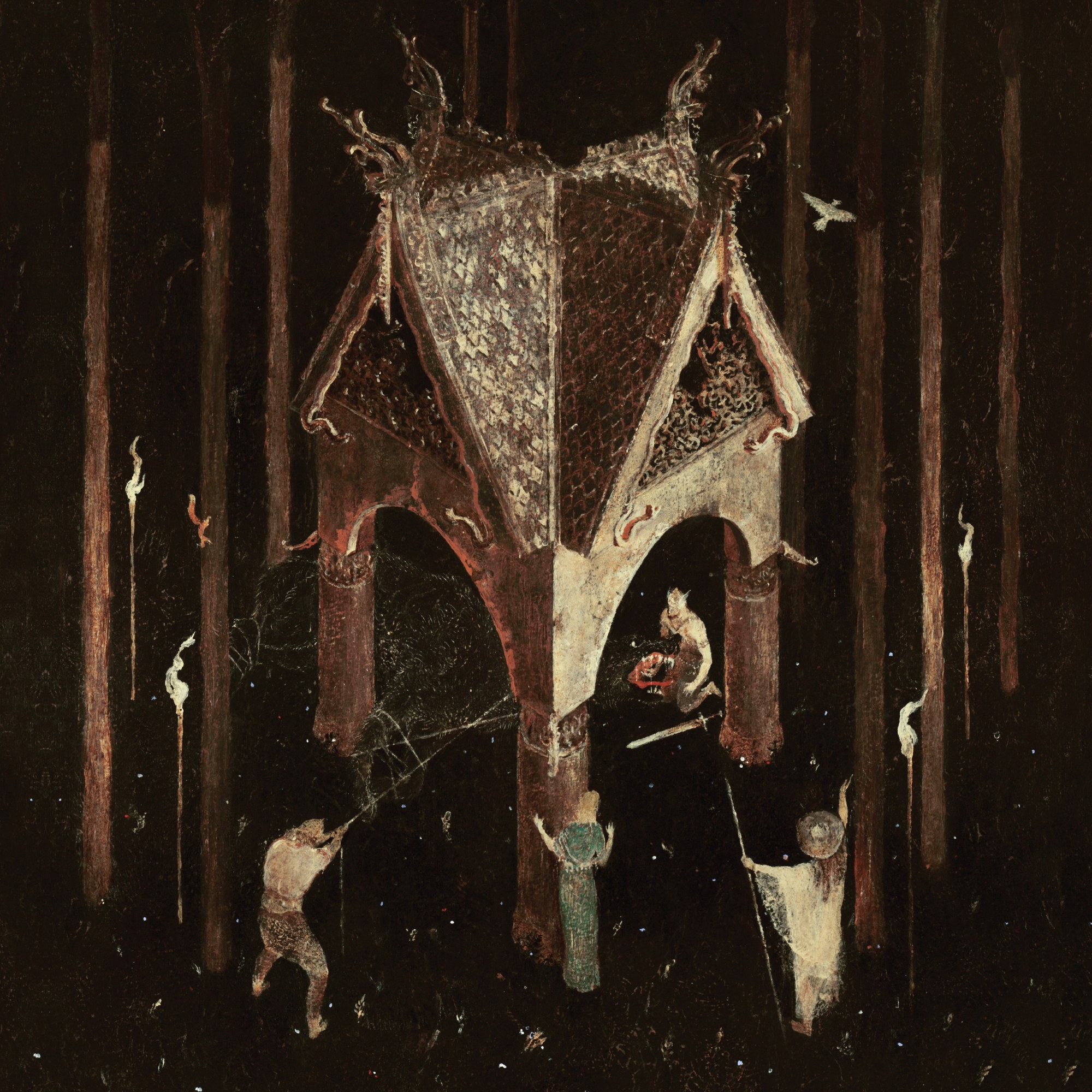 Review for Wolves in the Throne Room - Thrice Woven