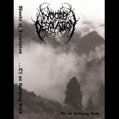 Review for Woods of Desolation - ...of an Undying Cold