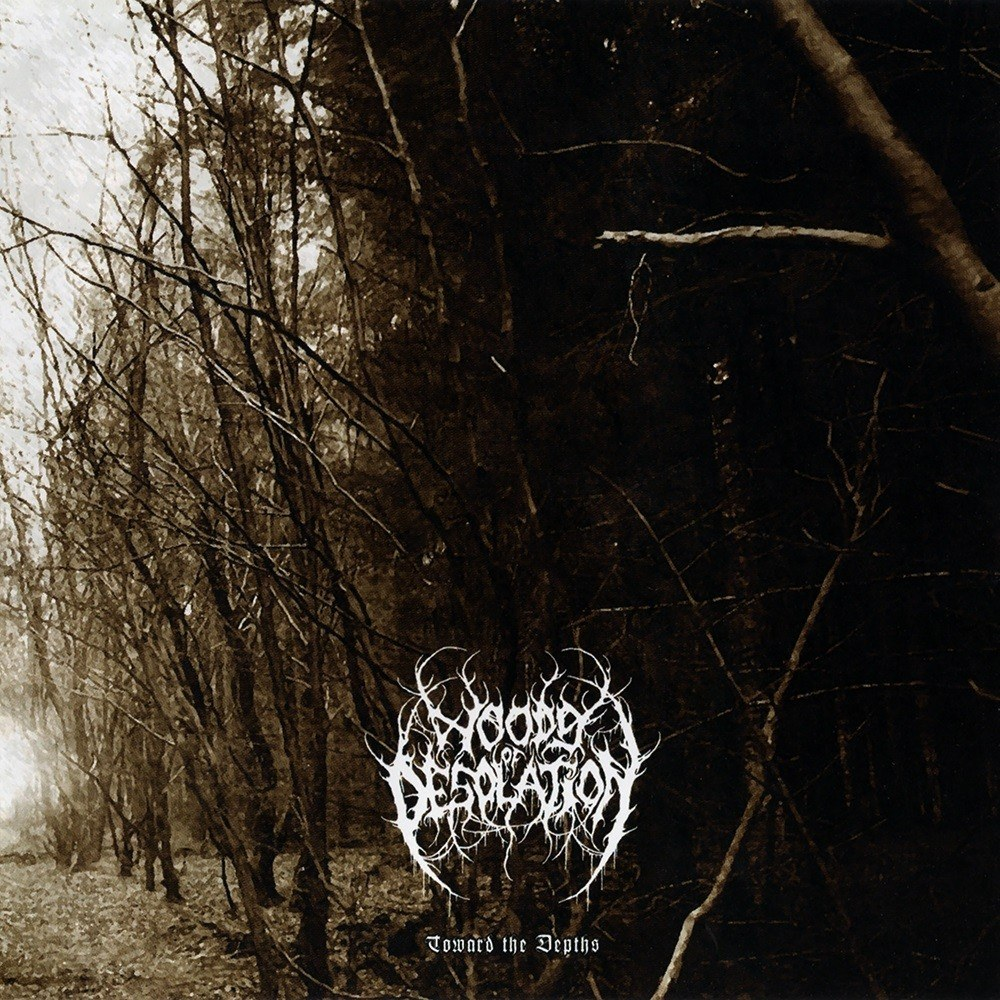 Review for Woods of Desolation - Toward the Depths